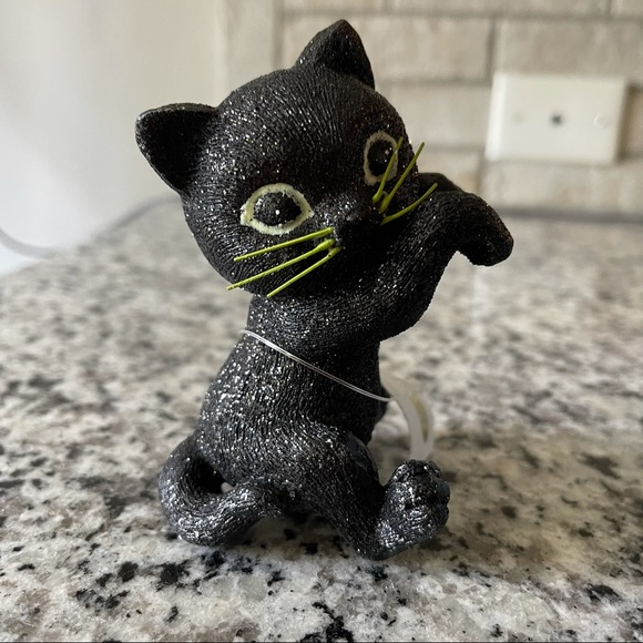 BBW Black Cat Candle Accessory